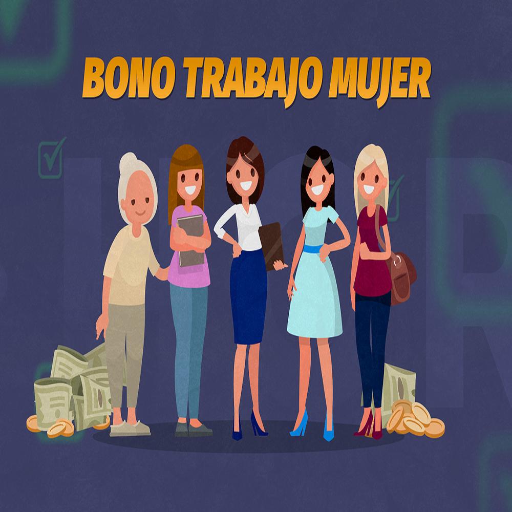 ¿En Qué Consiste El Bono Mujer Trabajadora?