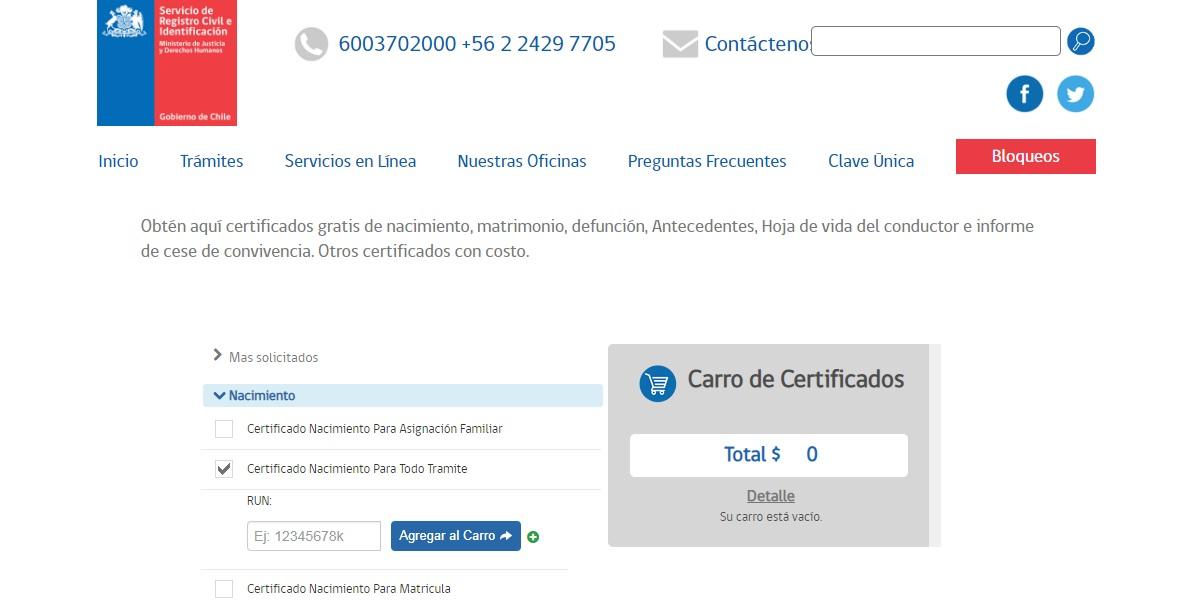 Cómo Sacar El Certificado De Nacimiento Gratis Para Matricula O Para Asignación Familiar