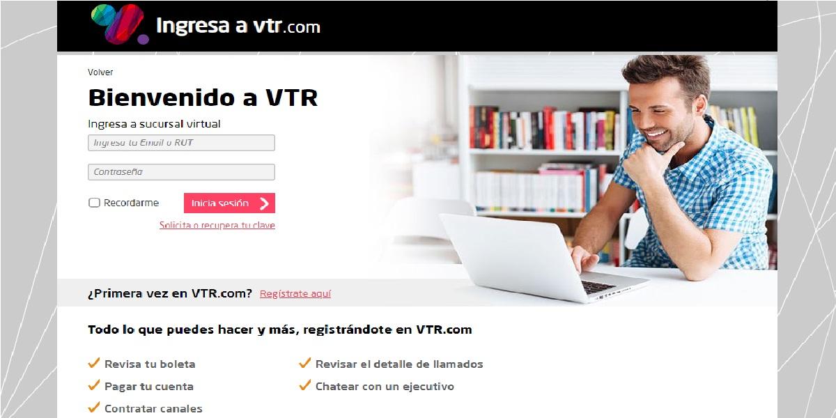 Otras Maneras De Contacto Con VTR