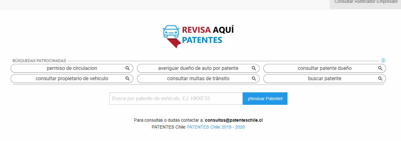 Cómo Buscar Persona Por Patente Por Internet
