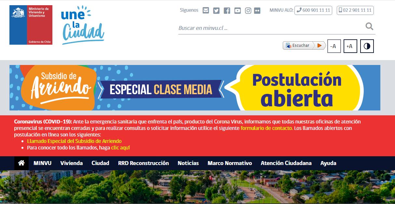 Cómo Postular A Subsidios En Chile
